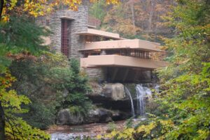 Electronic Structural Building Monitoring of Fallingwater