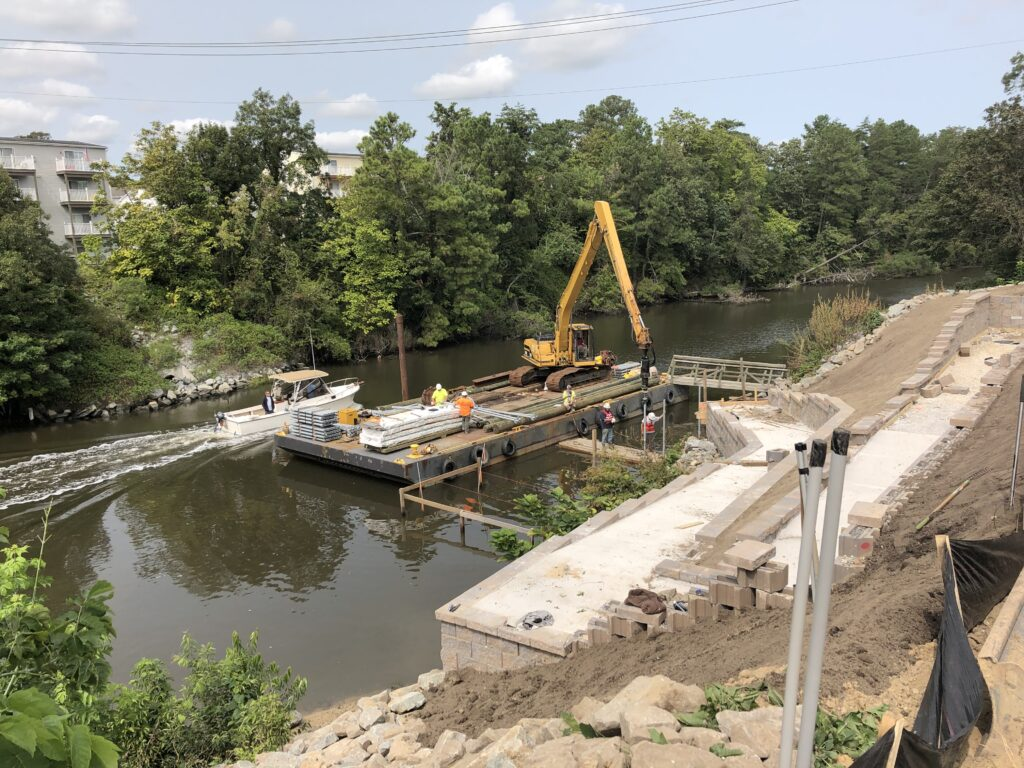 Grove Park Canal Access Project