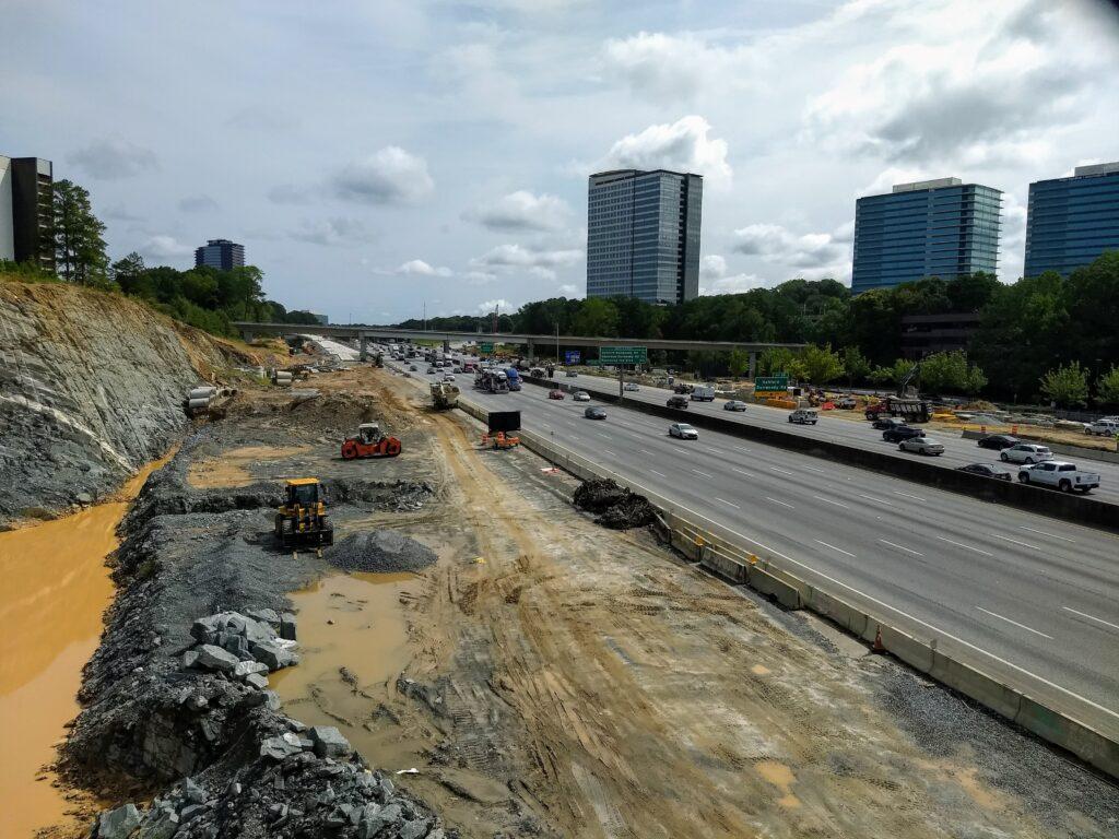 I-285 & SR 400 Reconstruction Project